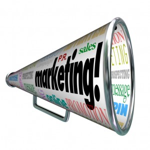 Marketing Bullhorn Megaphone Advertising Sales Message