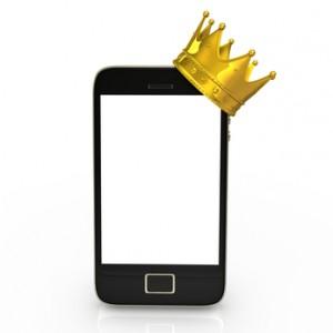 Smartphone Crown