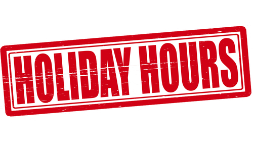 Hours Of Operation Clip Art : Melotel reveals operating hours for holidays