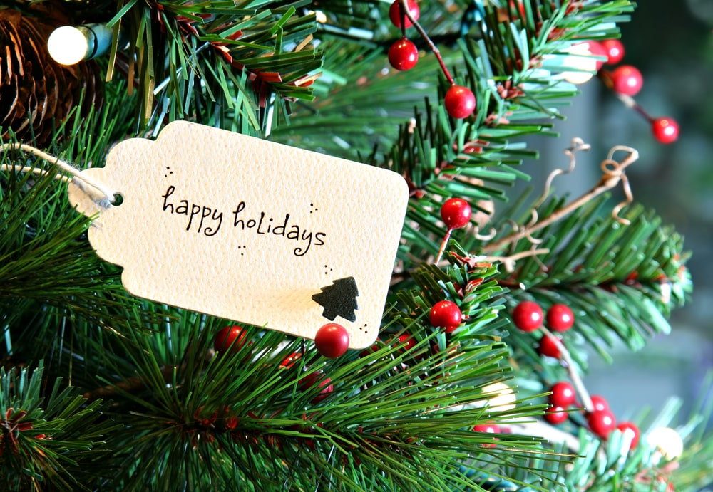 Happy Holidays From The MeloTel Team!