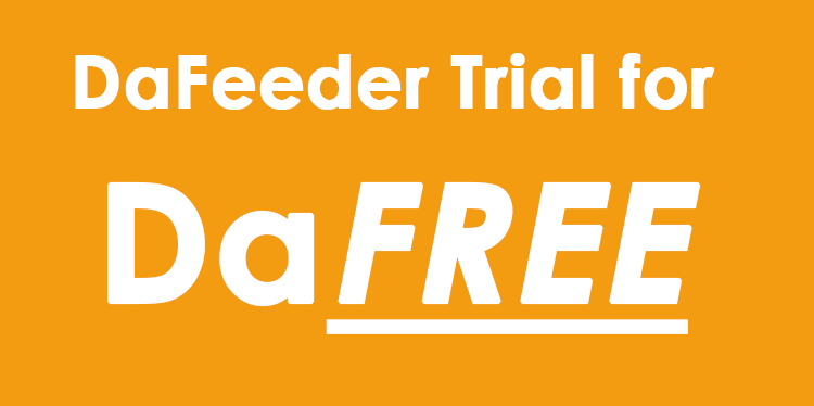 What Are DaReasons To Try DaFeeder For DaFREE?