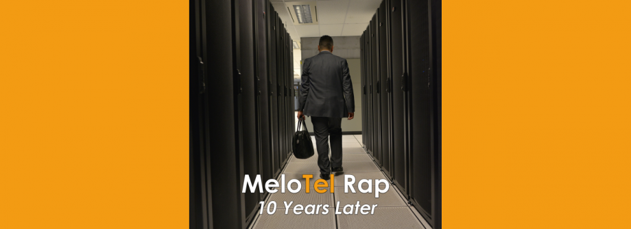 "John Meloche Releases ""MeloTel Rap (10 Years Later)"""