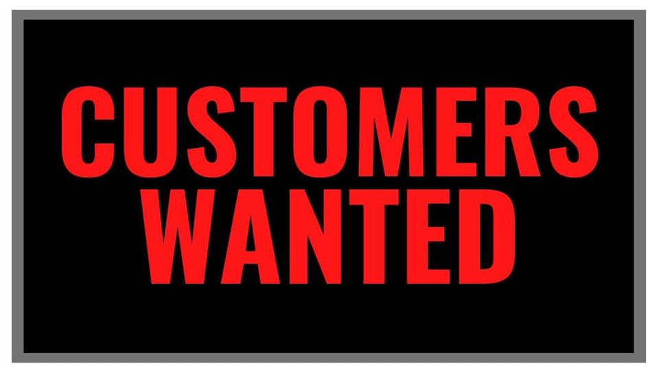 A Message From MeloTel: Customers Wanted