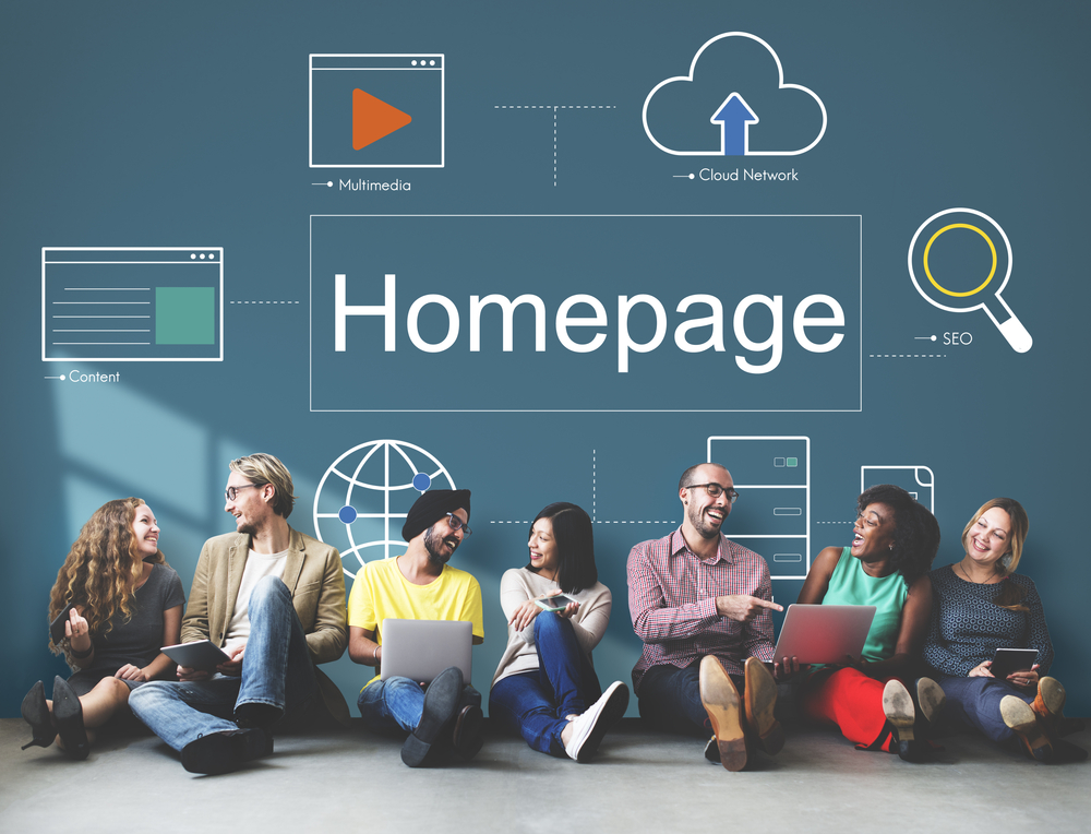 The Importance Of A Strong Homepage Design