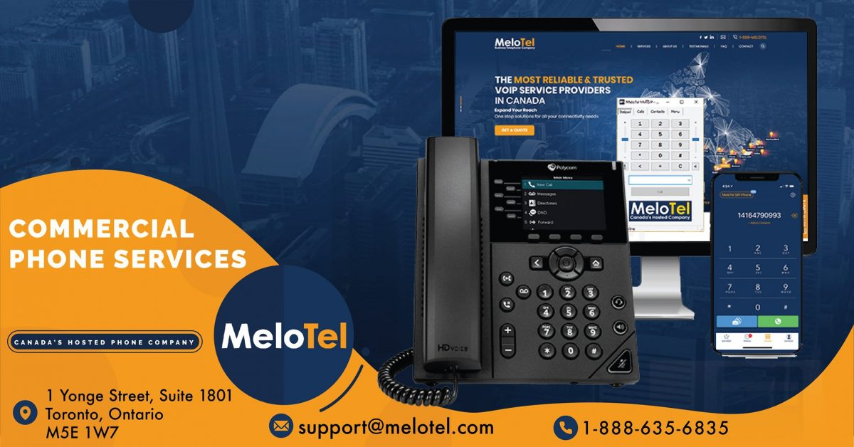 Why Should You Make The Switch To MeloTel's Commercial Phone Services?
